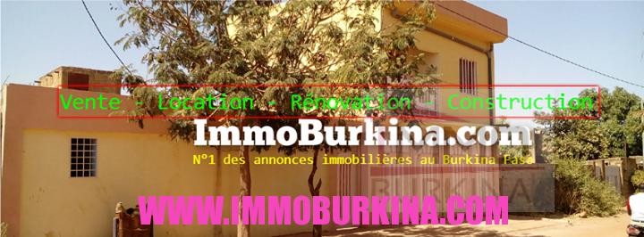 Immo Burkina affiche