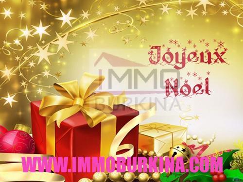 Voeux Noel Immo Burkina